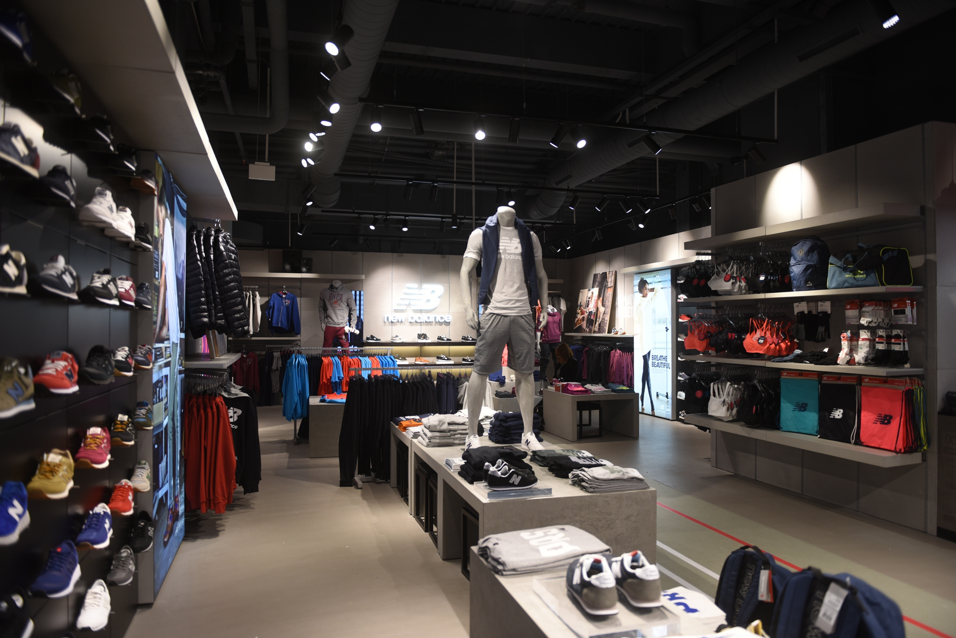 magasin pour new balance